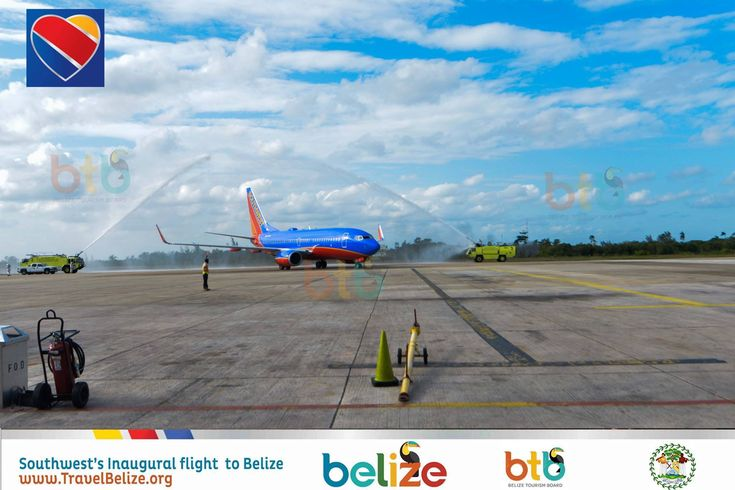 Southwest Airlines launches new nonstop flights to Belize  Added by on March 15, 2017