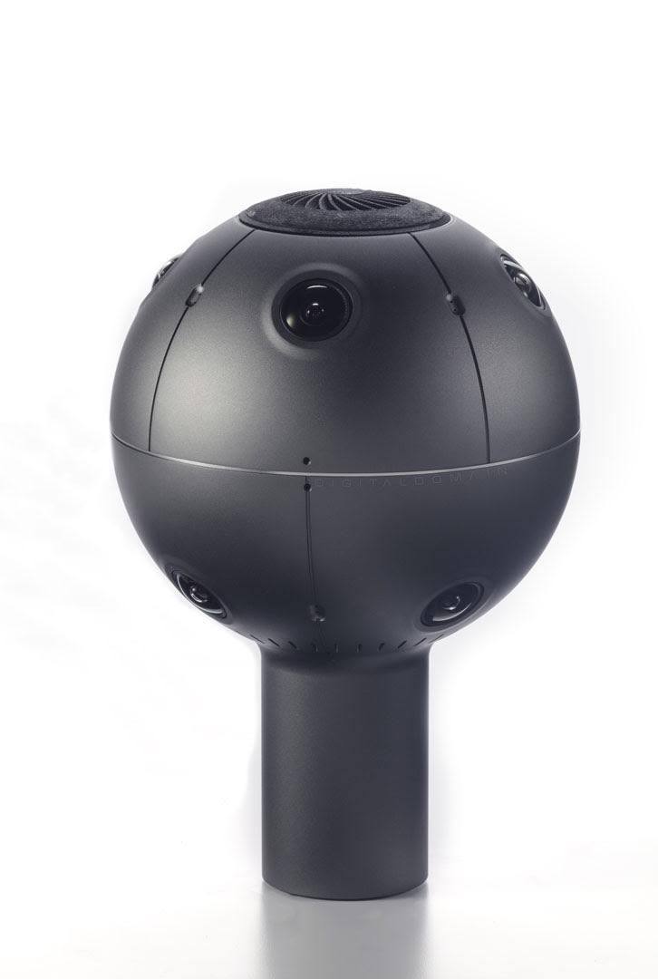 Digital Domain is to capture some 250 hours of immersive 360 video at a major…