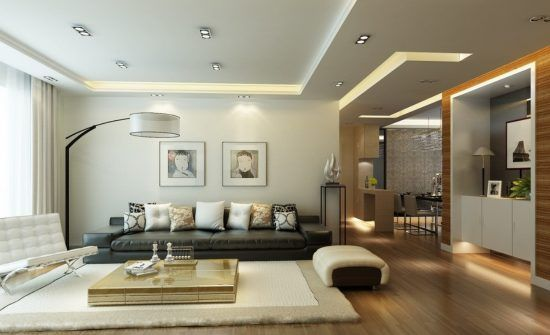Take your living room to the next level of lighting