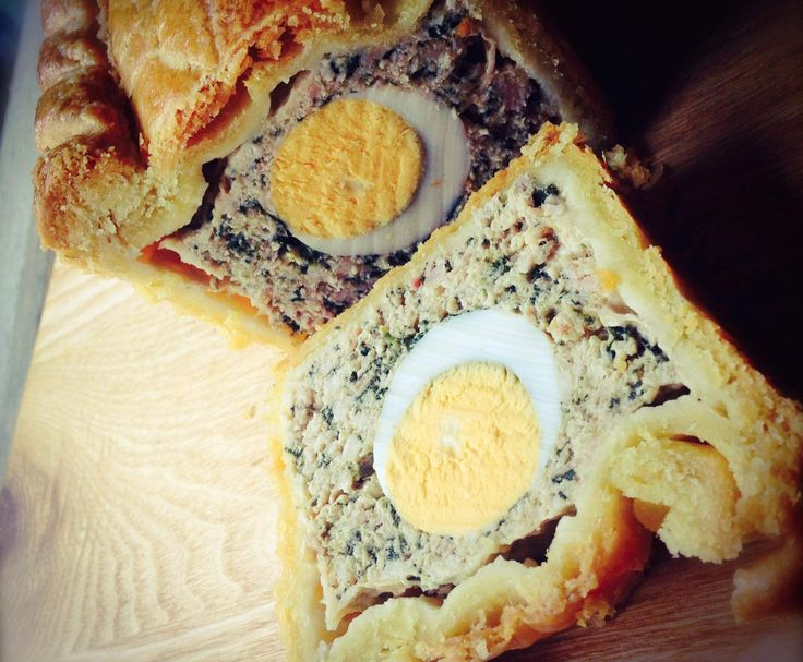 Recipe Traditional French Easter Meatloaf