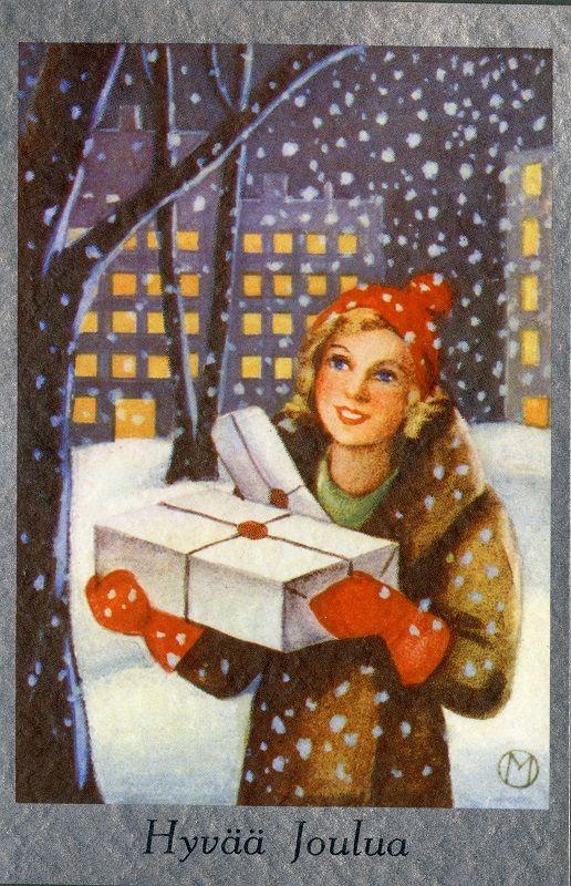 Hyvää Joulua! #Christmascards