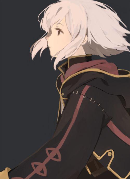 Female Morgan from Fire Emblem Awakening | Fire emblem ...