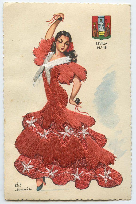 Vintage ethnic postcards gallery — 7