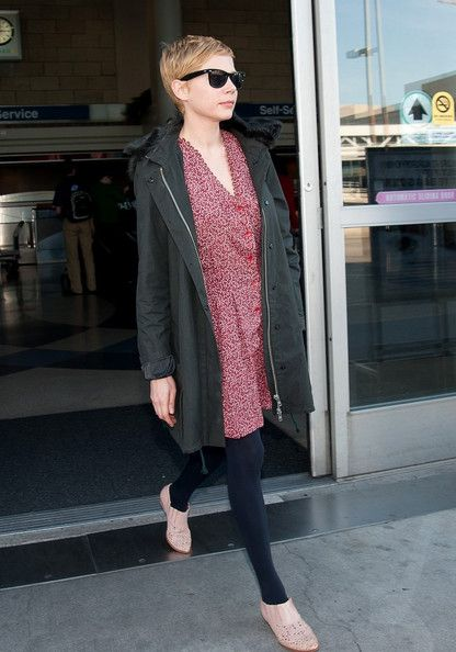 Michelle Williams her casual style is my fav!