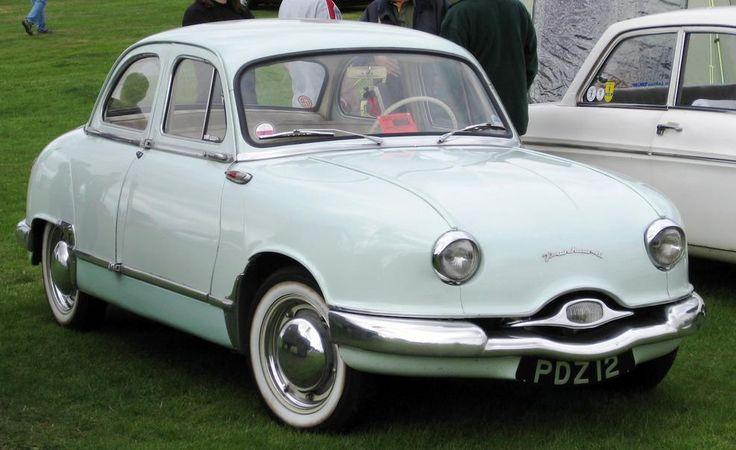 1947 Panhard Dyna Z