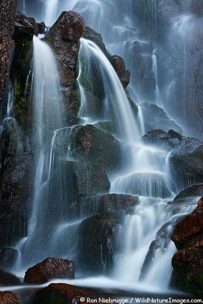 Timberline Falls, Rocky Mountain National Park, Colorado #Beautiful #earth