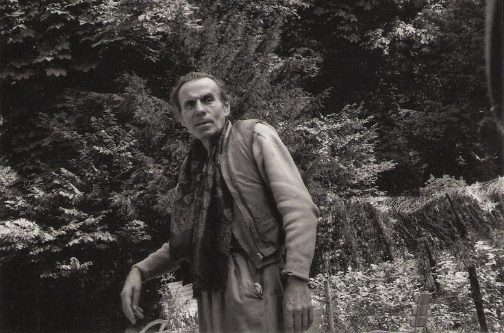 1959. Jean Mounicq. Louis-Ferdinand Céline à Meudon