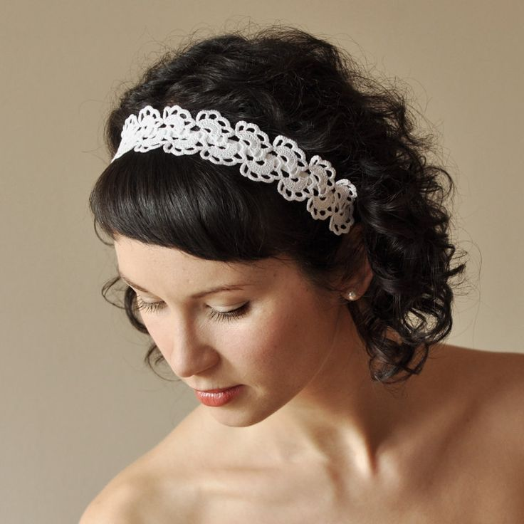 10 Best Images About Crochet Hair Accessories On Pinterest | Crochet Hair Accessories Workshop ...