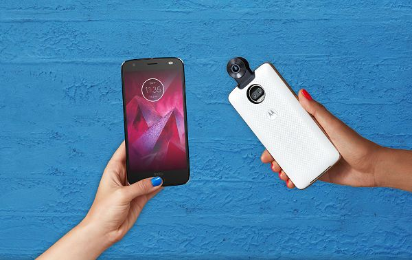 Moto Z2 Force Edition and 360 Camera Moto Mod launched - Price Availability Video. #Android #Google @MyAppsEden  #MyAppsEden