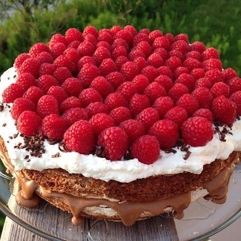 Bringebærdrøm | Siws matblogg