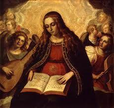 Cuadro de la Virgen de las Esperanza