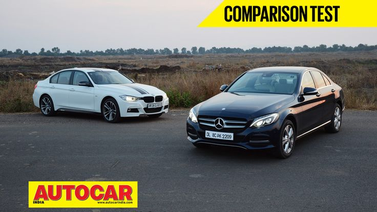 The new Mercedes C 220 CDi takes on the BMW 320d in this video comparison.