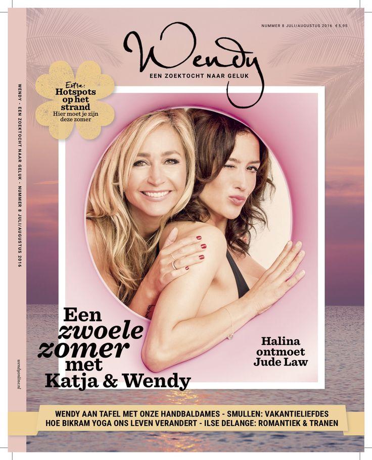 Wendy van Dijk en Katja Schuurman l Editie 8