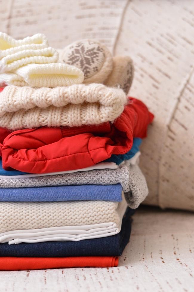 warm clothes:)