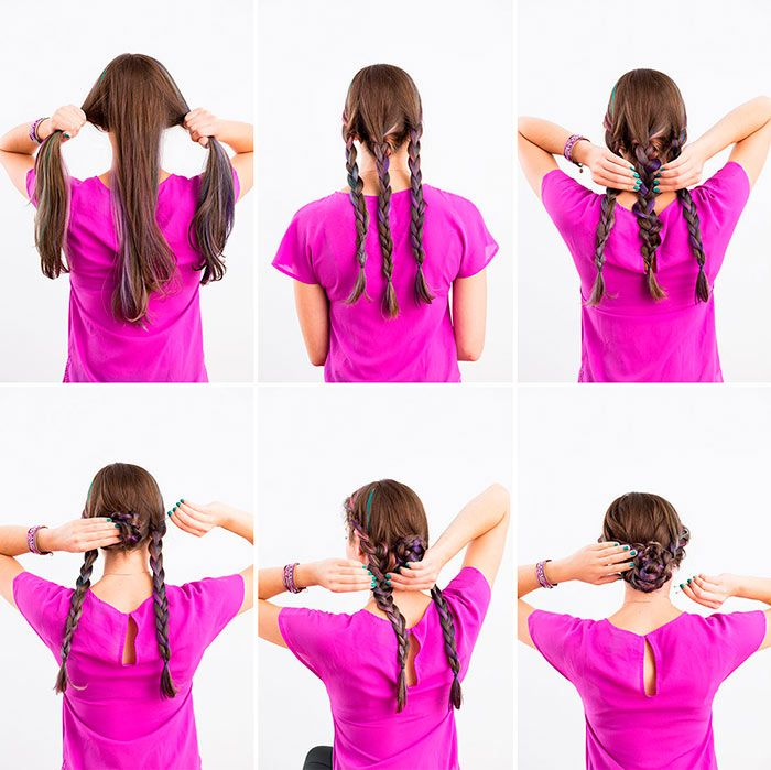 New Ways to Braid Your Hair #braidedhairstyles