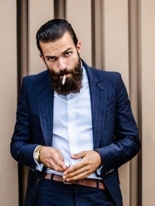 #Beard Gallery and nice looking suit too.