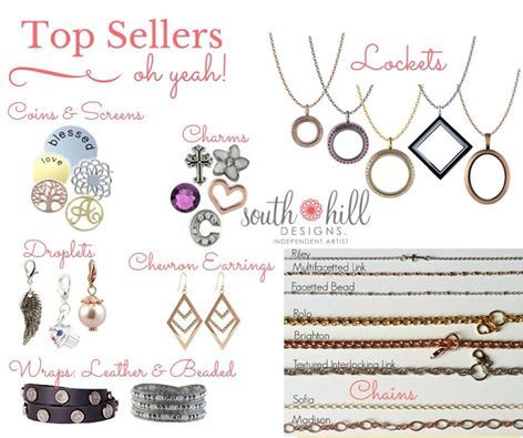 South Hill Designs Top Sellers :)