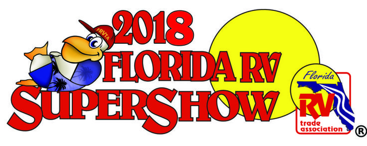 Check out this Super aerial view!   Don't Miss the Largest RV Show in the Country! 2018 we will Celebrate 33 years of the Florida RV SuperShow. This show is recognized as the greatest RV show in the country. Campers welcome, daily seminars, over 450 vendor booths and more than 1550 RVs covering 26 acres – it …