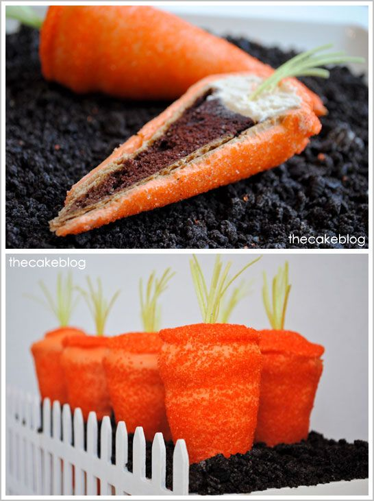 Holy yum. These carrots are incredible!: Sparkle Cupcakes, Cute Cupcakes, Carrots Easter, Carrots Cakes, Shape Cupcakes, Easter Cupcakes, Awesome Carrots, Easter Carrots Cupcakes, Carrots Shape