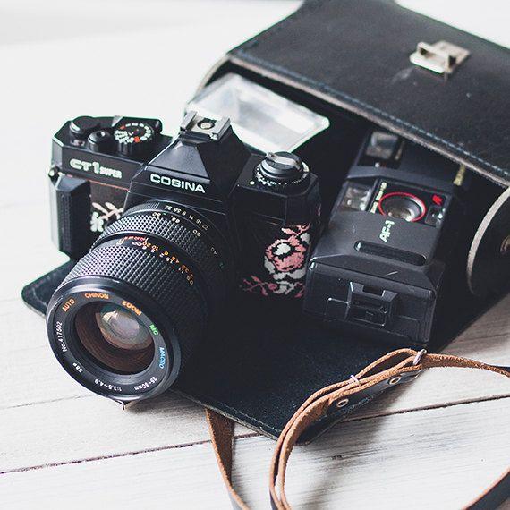 Cosina CT-1 Super functional vintage 35 mm film SLR by FolkCamera