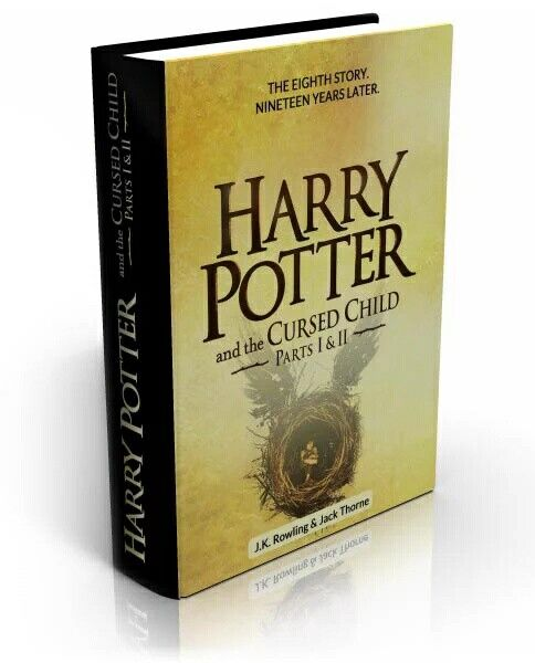 Harry Potter and The Cursed Child Parts I & II get it here: http://www.amazon.in/gp/product/0751565350?refRID=BRAQZ96CZV50JVJAP6WN&ref_=pd_cart_recs_2_4_p