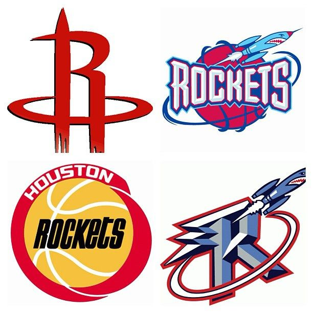 dc44ab9f211 I dunno which @houstonrockets logo to go with for the Tattoo what y'all  think? | My Style | Rockets logo, Sports team logos, Houston Rockets