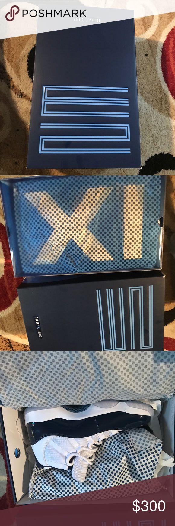 Authentic Jordan Retro's Brand new, excellent condition... Air Jordan Shoes Sneakers