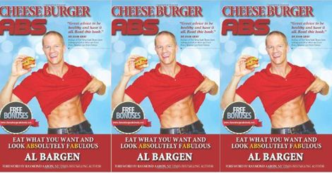We have a great book for you to lose weight. Check this out: http://www.amazon.com/Cheeseburger-Abs-what-ABSolutely-FABulous/dp/098811741X || #fitness #health #weightloss
