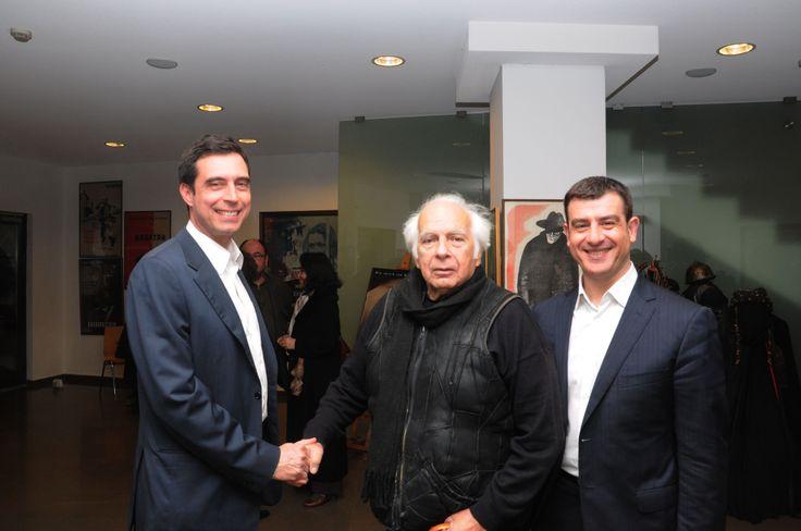 Συζητήση «Μελίνα: ο πολιτισμός στην πρώτη σελίδα». Πέμπτη 6 Μαρτίου. Σπύρος Αρσένης, Ερευνητής-Συν-συγγραφέας του βιβλίου «Μελίνα-Μια σταρ στην Αμερική» (εκδ. Πατάκη), Νίκος Κούνδουρος, Σκηνοθέτης και Πρόεδρος του Διοικητικό Συμβουλίου της ΤΤΕ, Γιώργος Αρχιμανδρίτης, συν-συγγραφέας του βιβλίου «Μελίνα-Μια σταρ στην Αμερική» (εκδ. Πατάκη), παραγωγός ραδιοφωνικών ντοκιμαντέρ τέχνης και πολιτισμού.