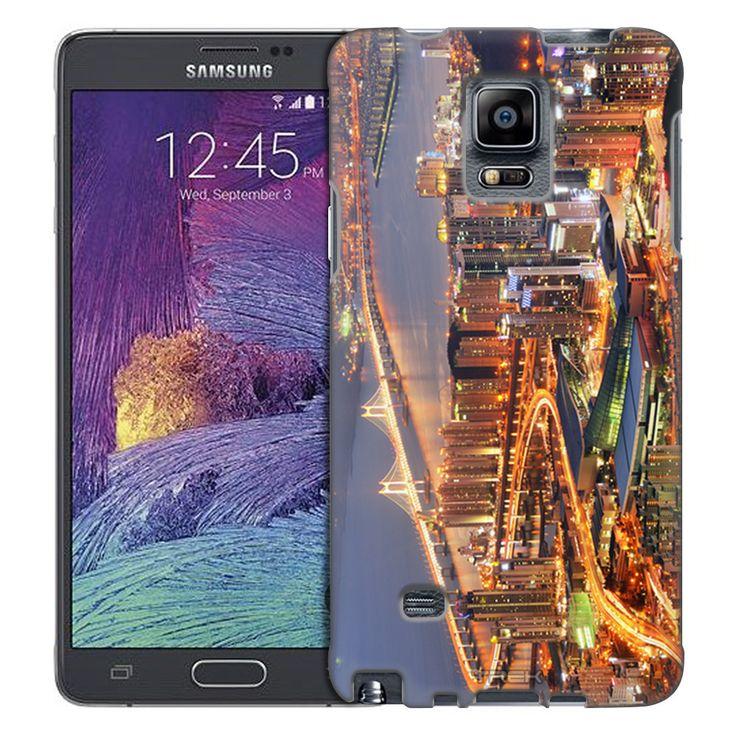 Samsung Galaxy Note 4 Busan, South Korea Trans Case