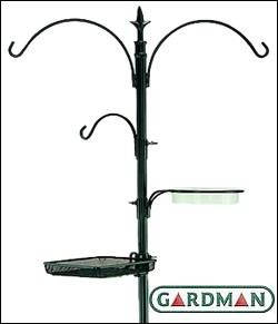 Gardman Bird Feeder Feeding Station
