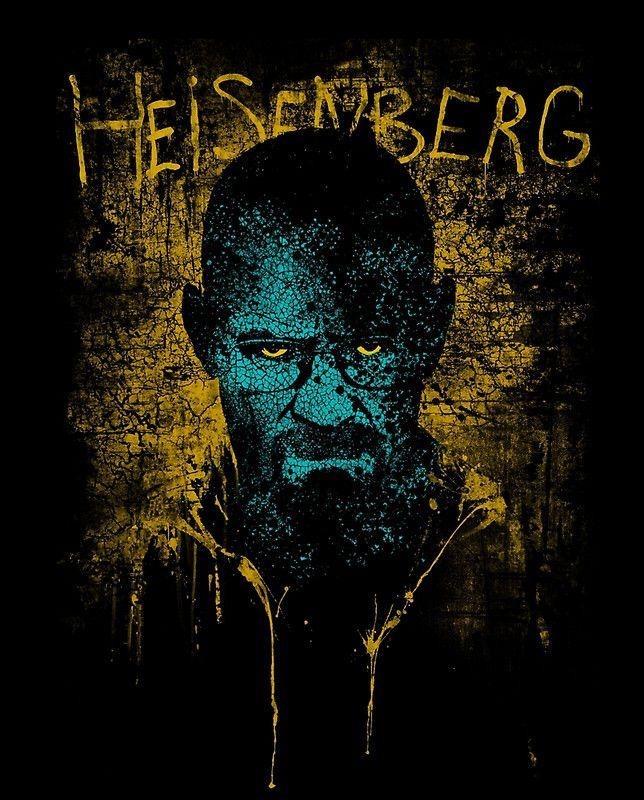 Heisenberg Graffiti