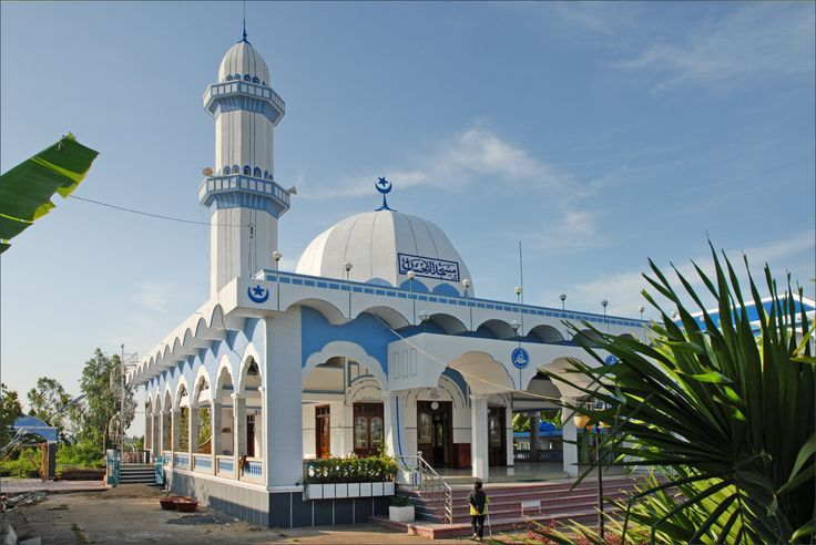 Cham Community Mosque (Chau Doc, Vietnam)