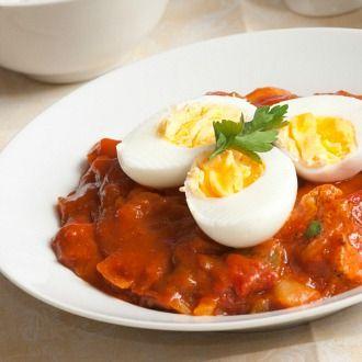 Shahi Egg Curry - NDTV