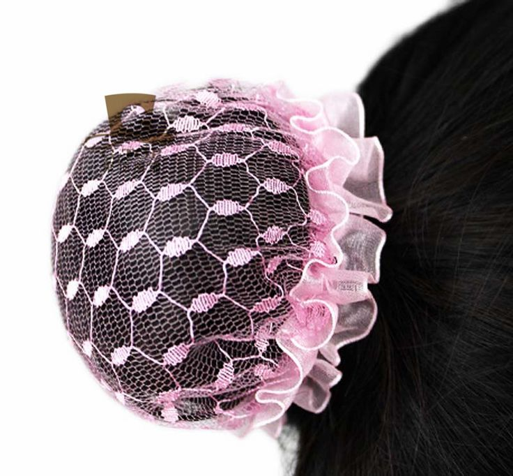NEW girls Hair Bun Cover Snood Hair Net Ballet Dance Skating Women Hairnets 20PCS mix color #Affiliate