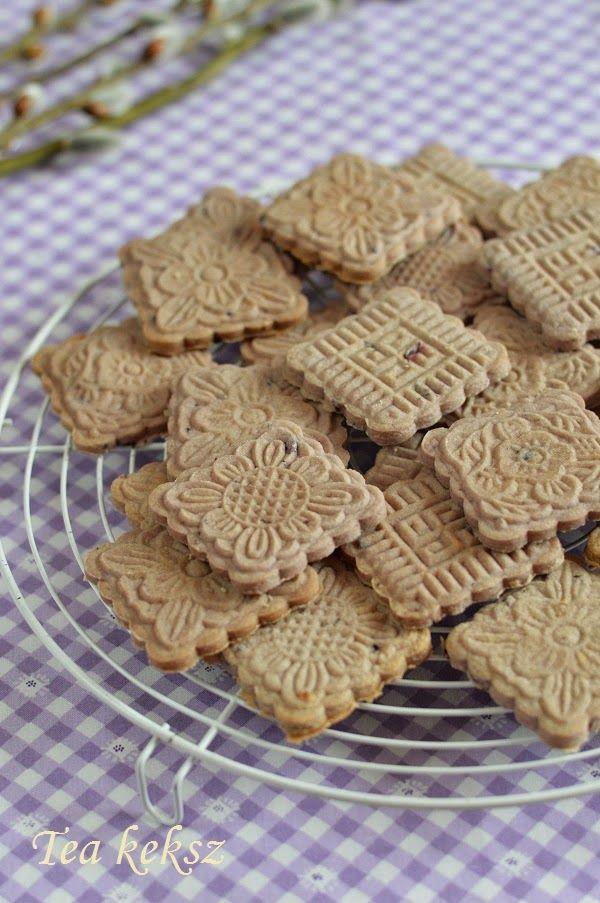 Hankka: Tea keksz - blogkóstoló 21. forduló
