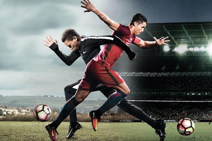 """Nike Football Launches """"The Switch"""" Starring Cristiano Ronaldo"""