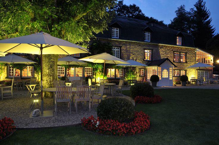 Belgique - Le Moulin Hideux - Hotel restaurant gastronomique étoilé