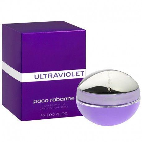 #perfume para mujer Paco Rabanne Ultraviolet Woman de #PacoRabanne
