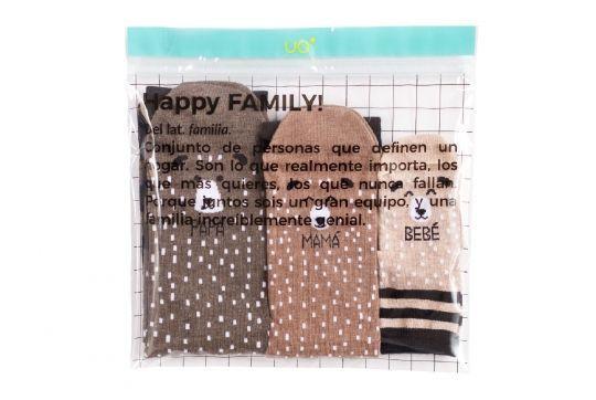 """Kit Family """"Familia Oso"""""""
