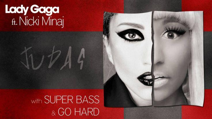 ~ Lady Gaga, ft. Nicki Minaj - Judas - (Remix)