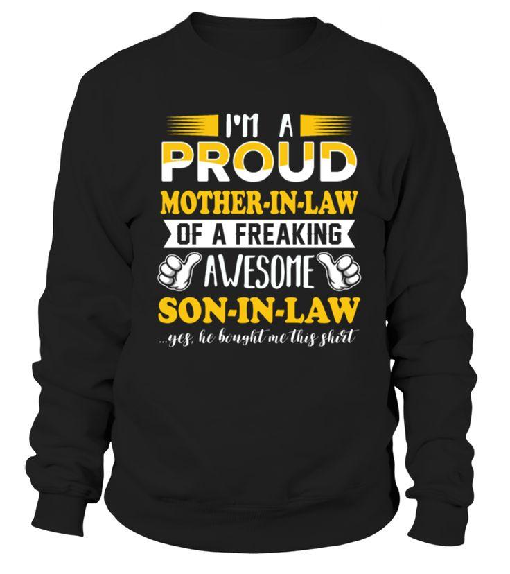 mother in law   son in law  T shirt  mother-in-law#tshirt#tee#gift#holiday#art#design#designer#tshirtformen#tshirtforwomen#besttshirt#funnytshirt#age#name#october#november#december#happy#grandparent#blackFriday#family#thanksgiving#birthday#image#photo#ideas#sweetshirt#bestfriend#nurse#winter#america#american#lovely#unisex#sexy#veteran#cooldesign#mug#mugs#awesome#holiday#season#cuteshirt