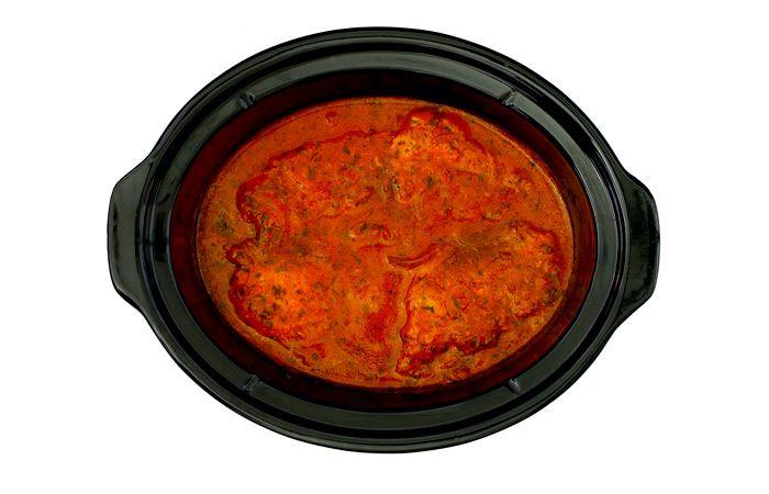 Crockpotting | Bonito a la llanisca en crock pot | http://www.crockpotting.es #crockpotting #crockpot #slowcooker #slowcooking #cocina #ollalenta #recetas #pescado #bonito