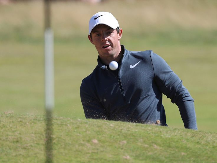 """One day after challenging fans to bet on him, Rory McIlroy played one of the wildest rounds of his career - Rory McIlroy talked himself into a hole on Wednesday, telling reporters that this week's Open Championship is a """"good week to back me.""""  He followed that up by shooting one of the wildest rounds of his career.  McIlroy arrived at Royal Birkdale mired in his worst slump in ages, having missed the cut in three out of four starts heading into the event. The 28-year-old golf superstar has…"""
