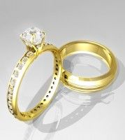 Second Hand Wedding Rings