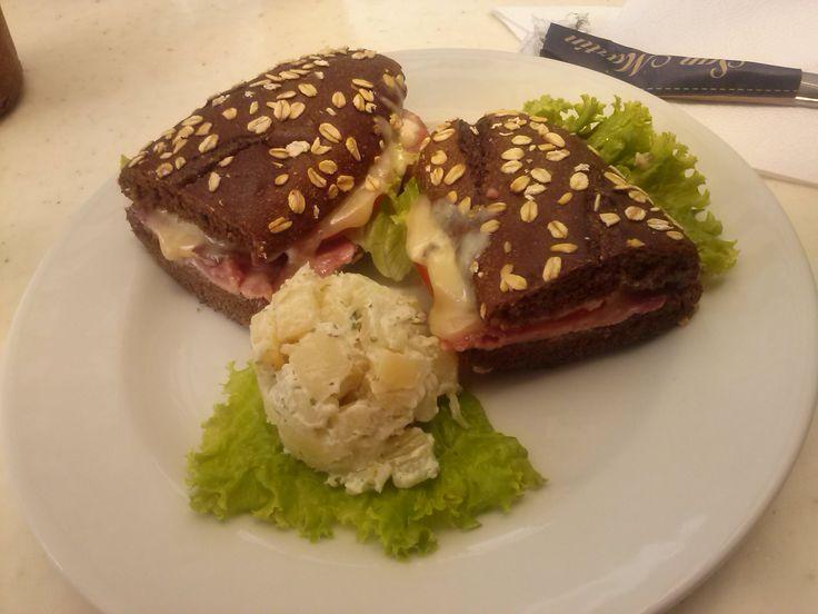 Ahora fui a la Panadería San Martín - Food Blog