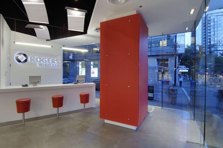 SSDG Interiors Inc.   retail: Rogers Wireless