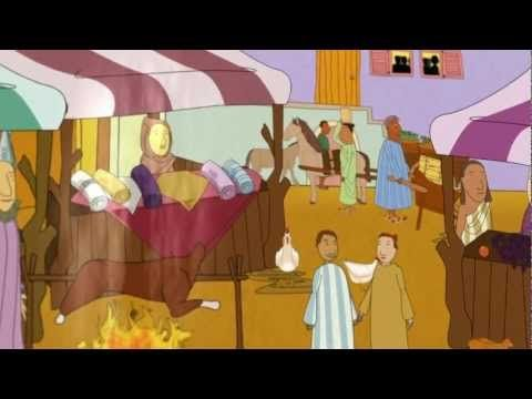 Jesus Story Book - The Last Supper (Jesus washes the Disciples feet)