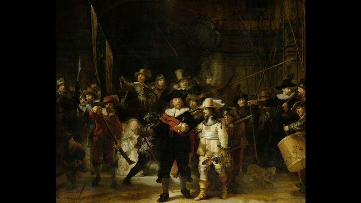 Rembrandt's most famous paintings