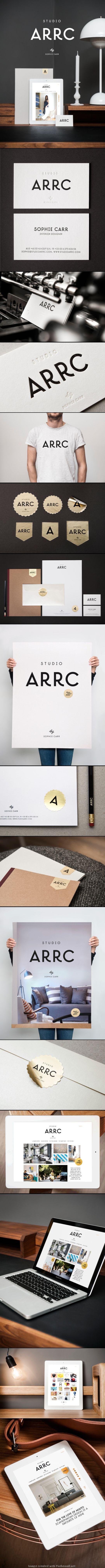 Studio Arrc — Branding